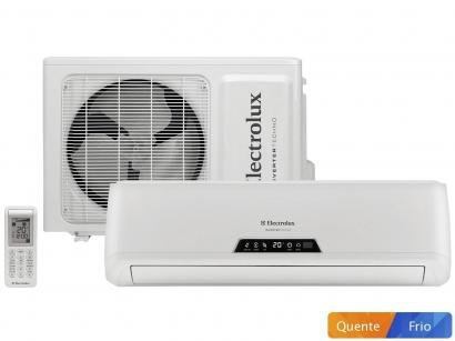 Ar-condicionado Split Electrolux Inverter - 22000 BTUs Quente/Frio Ultra Filter...