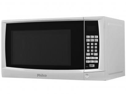Micro-ondas Philco 20L PMS24 - com 6 Receitas Pré-Programadas
