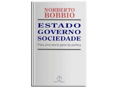 Estado, Governo, Sociedade - Paz e Terra