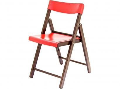 Cadeira de Madeira para Cozinha - Tramontina Potenza