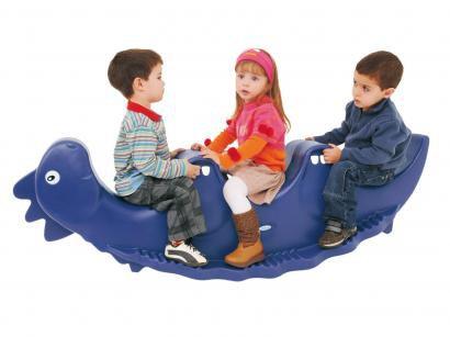 Playground Gangorra Dinossauro - Xalingo 9654