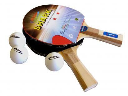 Kit Tênis de Mesa 5 Peças - Klopf 35055