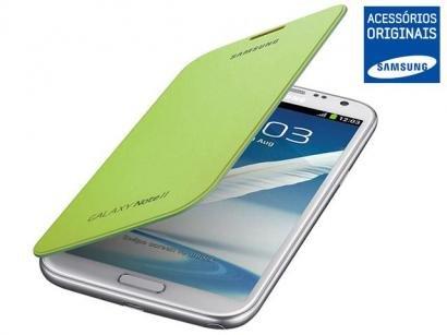 Capinha de Celular Carteira para Galaxy Note 2 - Samsung
