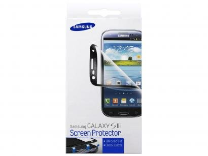 Película Protetora p/ Galaxy SIII - Samsung