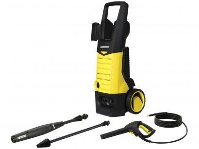 Lavadora de Alta Pressão Karcher K 4 Power Plus - 1850 Libras Mangueira 6m Jato...
