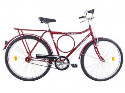Bicicleta Houston Super Forte FV Aro 26 - Freio Varão