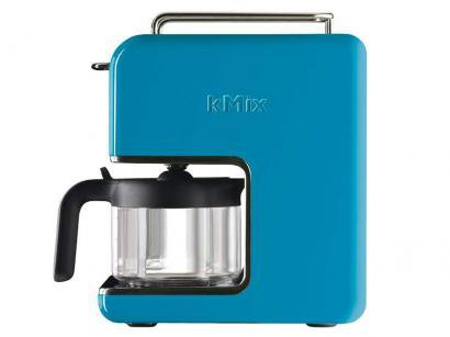 Cafeteira Elétrica Kenwood kMix CM023 6 Xícaras - Azul