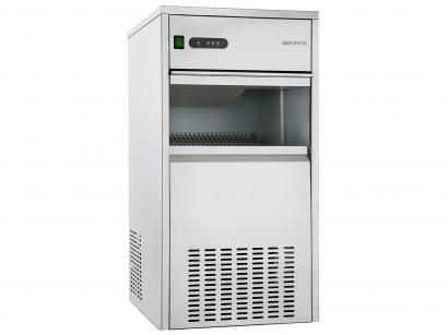 Máquina de Gelo BenMax Super Ice Produção até 50kg - Armazenamento até 13kg
