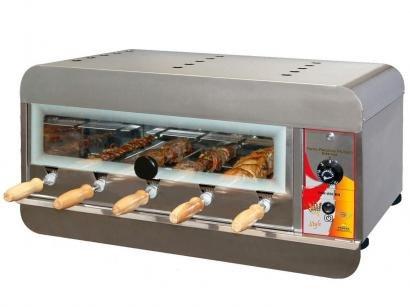 Forno Elétrico Industrial Progás Style PRR-050EN - Inox