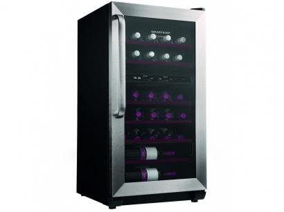 Adega Climatizada Brastemp 31 Garrafas - Gourmand Dual Zone com Compressor