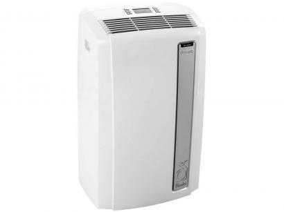 Ar-condicionado Portátil Delonghi 12000 BTUs Frio - PAC AN com Controle Remoto