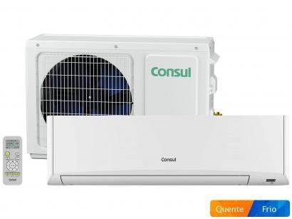 Ar-Condicionado Split Consul 7000 BTUs Quente/Frio - Filtro HEPA Facilite...