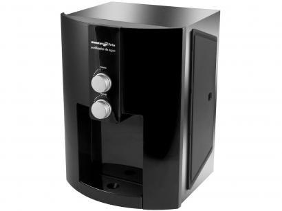 Purificador de Água Masterfrio Refrigerado - Eletrônico Parede/Mesa Inox Master...