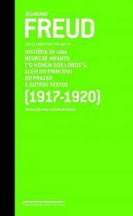 Sigmund Freud - Obras Completas - Vol 14-História - de uma Neurose Infantil