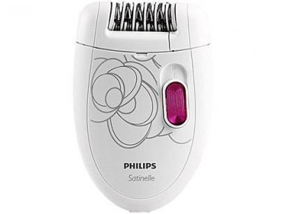 Depilador Elétrico Philips Satinelle HP6401/30 - 2 Velocidades