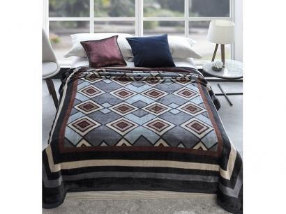 Cobertor Casal Microfibra Dyuri Outono - 1 Peça