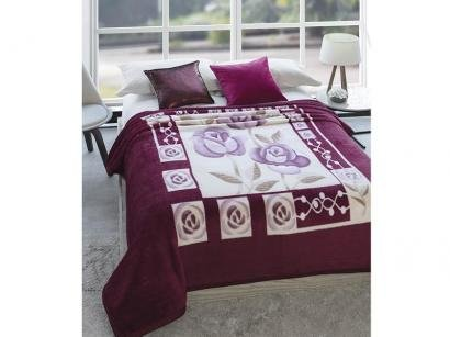 Cobertor Casal Microfibra Dyuri Suavidades - 1 Peça