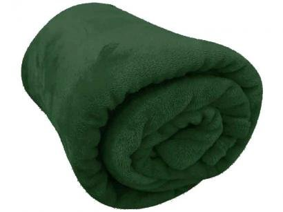 Manta Casal 100% Poliéster Jolitex - Dyuri Verde