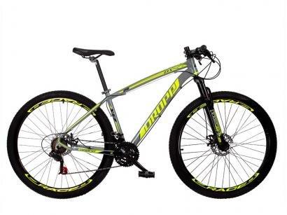 Bicicleta Aro 29 Dropp Z3 X Alumínio Freio a Disco - 21 Marchas
