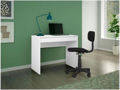 Escrivaninha/Mesa para Computador 1 Gaveta - Móveis Casa D Office Styllus