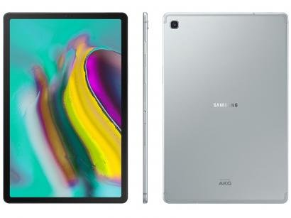 "Tablet Samsung Galaxy Tab S5e T725 64GB 10,5"" 4G - Wi-Fi Android 9.1 Octa-Core Câm. 13MP Selfie 8MP"