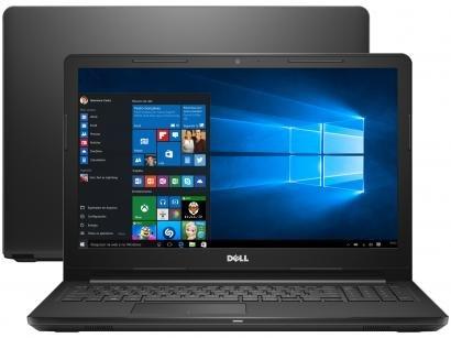 """Notebook Dell Inspiron 15 i15-3567-A50P - Intel Core i7 8GB 2TB 15,6"""" Windows 10"""