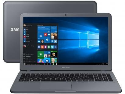 "Notebook Samsung Essentials E30 Intel Core i3 - 4GB 1TB LED 15,6"" Full HD..."