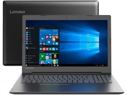 "Notebook Lenovo Ideapad 330 Intel Dual Core - 4GB 1TB 15,6"" Windows 10"