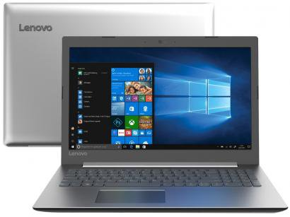 "Notebook Lenovo Ideapad 330-15IKB Intel Core i3 - 4GB 1TB 15,6"" Windows 10 Home"