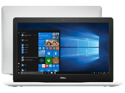 "Notebook Dell Inspiron i15-3584-A10B Intel Core i3 - 4GB 1TB 15,6"" Windows 10"
