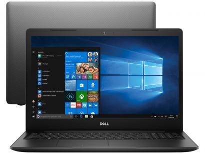 """Notebook Dell Inspiron 210-ATJF Intel Core i7 8GB - 2TB 15,6"""" Windows 10 Home"""