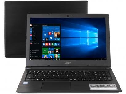 "Notebook Acer Aspire A315-53-52ZZ Intel Core i5 - 8GB 1TB 15,6"" Windows 10"