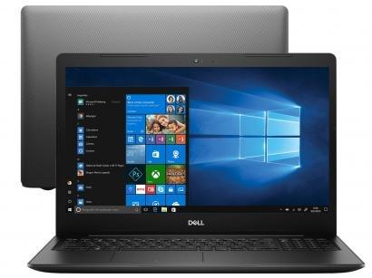 "Notebook Dell Inspiron i15-3583-A2XP Intel Core i5 - 4GB 1TB 15,6"" Windows 10..."