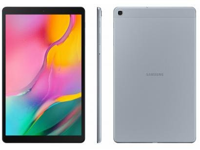 "Tablet Samsung Galaxy Tab A 32GB 10,1"" 4G e Wi-Fi - Android 9.1 Octa Core Câm...."