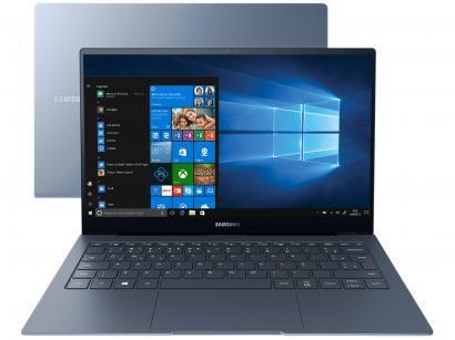 "Notebook Samsung Galaxy Book S Intel Core i5 - 8GB 256GB SSD 13,3"" Full HD LED Windows 10"