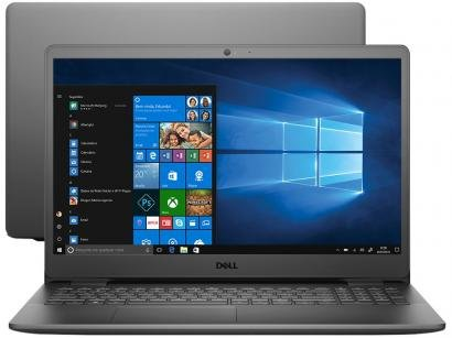 "Notebook Dell Inspiron 15 3000 210-AZJG - Intel Core i5 4GB 256GB SSD 15,6"" LED Windows 10"