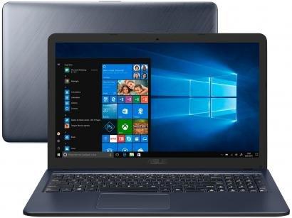 "Notebook Asus VivoBook X543UA-GQ3430T - Intel Core i3 4GB 256GB SSD 15,6"" Windows 10"