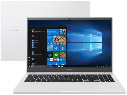 "Notebook Samsung Book NP550XDA-XF1BR Intel Core i5 - 8GB 256GB SSD 15,6"" Full HD LED Placa de Vídeo 2GB"