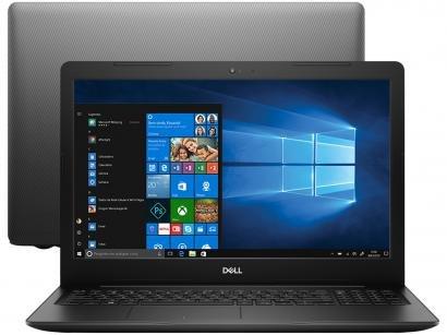 "Notebook Dell Inspiron 15 3000 210-AXJS - Intel Core i7 8GB 256GB SSD 15,6"" Windows 10"
