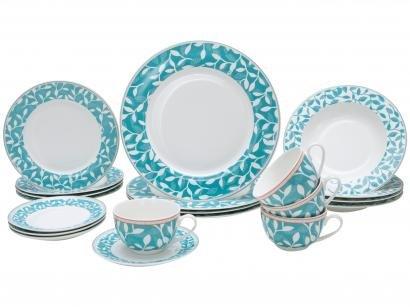 Aparelho de Jantar 20 Peças Meridional Porcelana - Redondo Sintra
