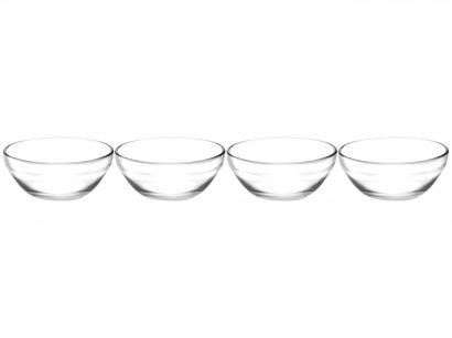 Conjunto de Bowls de Vidro Casambiente 200ml - JGTI019/M 4 Peças