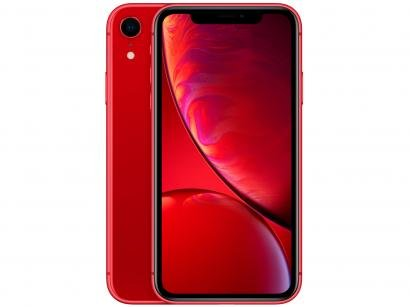 "iPhone XR Apple 64GB (PRODUCT)RED 6,1"" 12MP iOS"