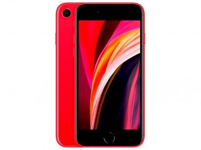 """iPhone SE Apple 64GB (PRODUCT)RED 4,7"""" 12MP iOS"""