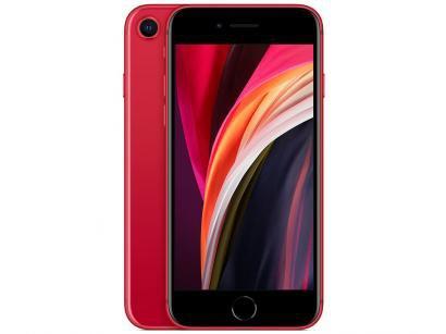 "iPhone SE Apple 256GB (Product)RED Tela 4,7"" 12 MP - iOS"