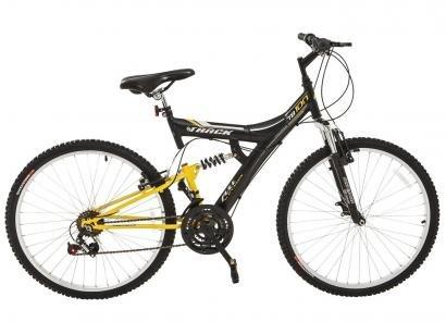 Bicicleta Track & Bikes TB-100XS/PA Aro 26 - 18 Marchas Suspensão Central...