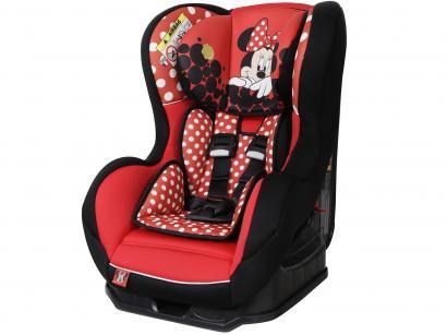 Cadeirinha para Auto Team Tex Reclinável - 4 Posições Disney Primo Minnie Mouse...