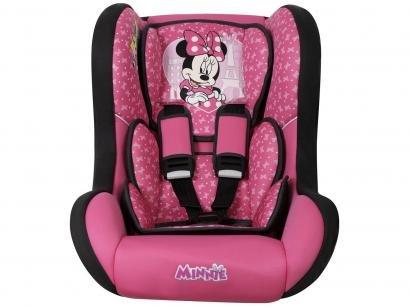 Cadeira para Auto Team Tex Disney Trio - Minnie Mouse Paris para Crianças até...