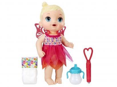 Boneca Baby Alive Loira Hora da Festa - com Acessórios Hasbro
