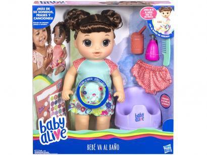 Boneca Baby Alive Primeiro Peniquinho - com Acessórios Hasbro