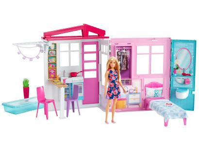 Casinha Glam de Boneca da Barbie Mattel - FXG55